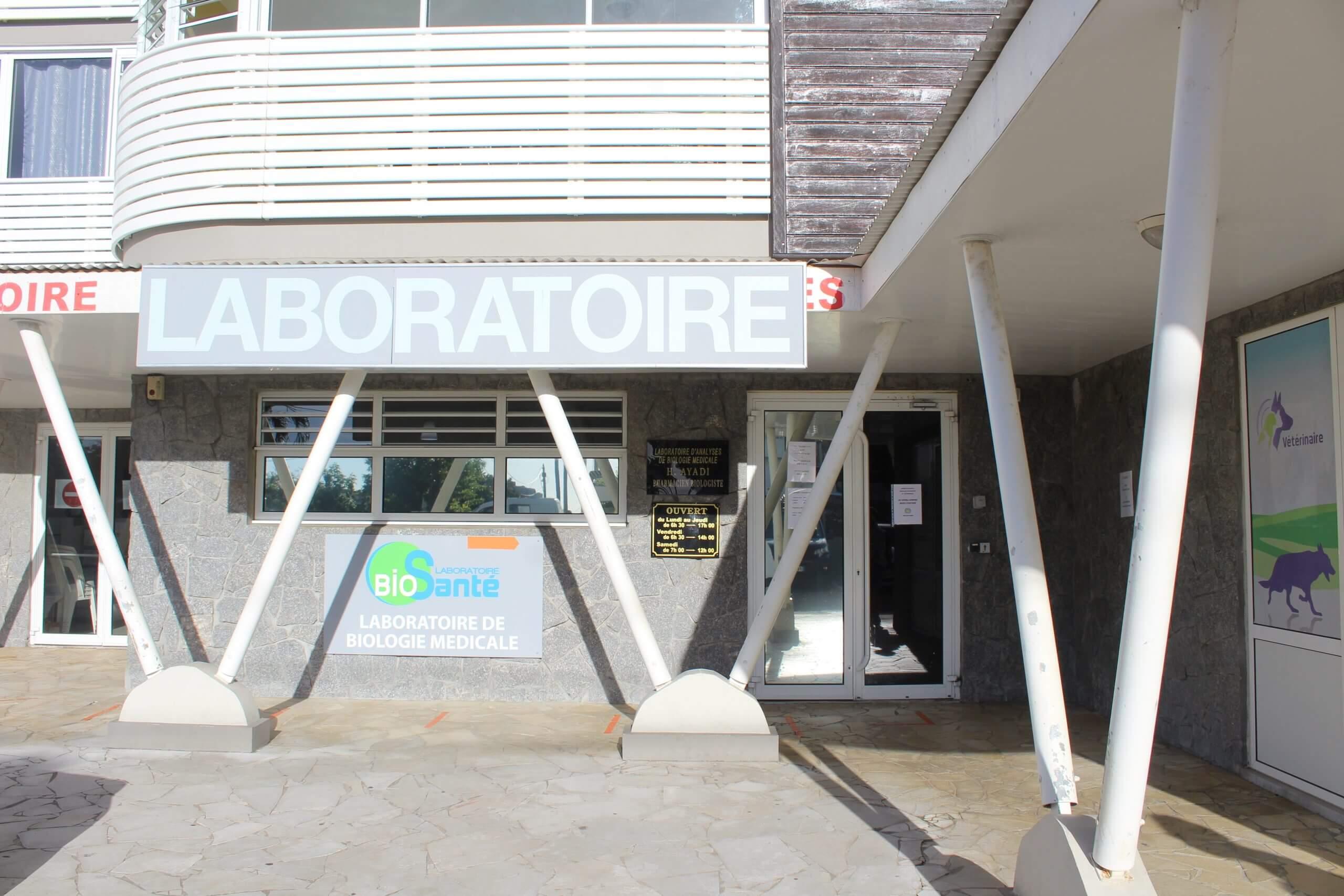Laboratoire Redoute